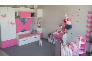 Детская Зефир - Мебельная фабрика «Мандарин»