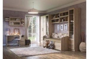 Детская Зефир Крем 3 - Мебельная фабрика «Мебельком»