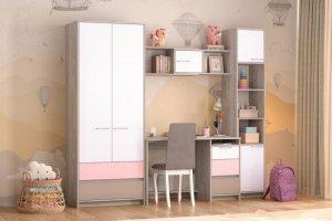Детская Зефир розовый - Мебельная фабрика «Аквилон»
