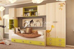 Детская Жираф - Мебельная фабрика «Ренессанс»