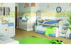 Детская ЖК 4.5 - Мебельная фабрика «Корвет»
