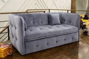 Детский раскладной диван Soft - Мебельная фабрика «Клюква»
