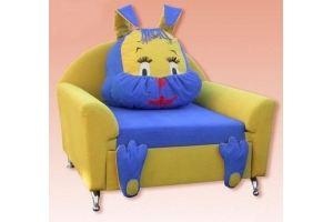 Детский диван Антошка 1 Зайка - Мебельная фабрика «Алина мебель»