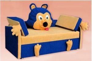 Детский диван Антошка 2 Торопыжка - Мебельная фабрика «Алина мебель»