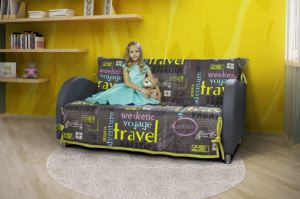 Детский диван Брент 2 - Мебельная фабрика «Darna-a»
