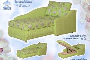 Детский диван Филя - Мебельная фабрика «Росмебель»