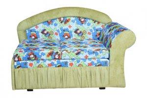 Детский диван Канапе - 3  - Мебельная фабрика «МПМ», г. Кузнецк