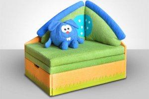 Детский диван Крош - Мебельная фабрика «Славянская мебель»