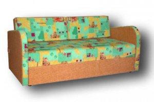 Детский диван-кровать Антошка 2 - Мебельная фабрика «Алина мебель»