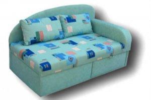Детский диван-кровать Антошка - Мебельная фабрика «Алина мебель»