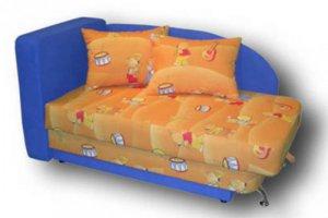Детский диван-кровать Антошка 3 - Мебельная фабрика «Алина мебель»