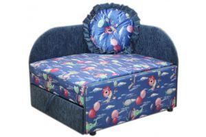 Детский диван кровать Кроха  - Мебельная фабрика «Ижмебель»