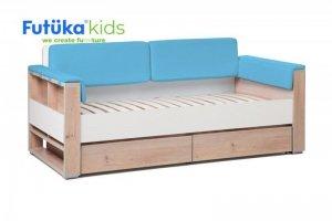 Детский диван-кровать Level - Мебельная фабрика «Футука Кидс»