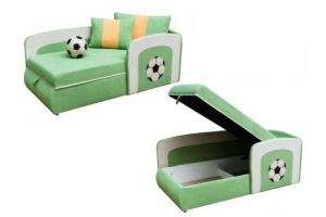 Детский диван-кровать Турбо - Мебельная фабрика «Династия»