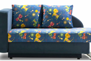 Детский диван кушетка Эльф 04 - Мебельная фабрика «Rina»