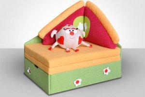 Детский диван Нюша - Мебельная фабрика «Славянская мебель»