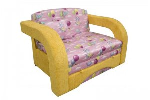Детский диван Юниор 2 1 - Мебельная фабрика «Аквилон»