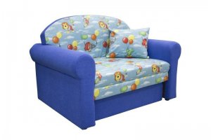 Детский диван Юниор 3 1 - Мебельная фабрика «Аквилон»
