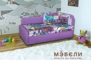 Детский диванчик Балу 1 - Мебельная фабрика «МЭБЕЛИ»