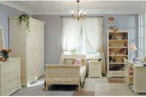 Детский гарнитур из массива 025 - Мебельная фабрика «ЛюксБелМебель»
