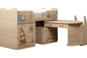 Детский комплекс Квест 9 - Мебельная фабрика «Ижмебель»
