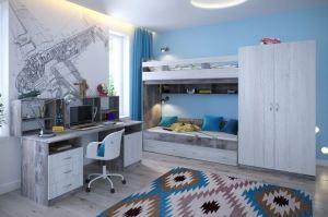 Детский комплекс Юта - Мебельная фабрика «ЯРОФФ»