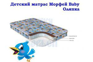 Детский матрас Морфей Baby оляпка - Мебельная фабрика «Морфей»