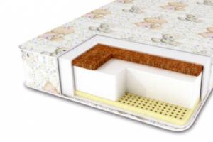 Детский матрас в кроватку Баюн - Мебельная фабрика «AvtoBaby»