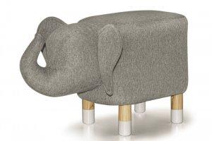 Детский пуф Stumpa Слон - Мебельная фабрика «Бельмарко»