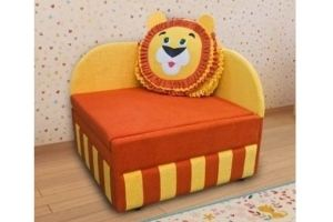 Детский раскладной диван Лев - Мебельная фабрика «Династия»
