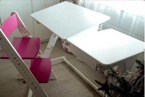 Детский растущий стул - Мебельная фабрика «КонЁк-ГорбунЁк»