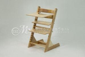 Детский растущий стульчик береза - Мебельная фабрика «ШиковМебель»