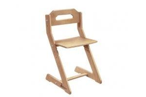 Детский регулируемый стул Кенгурёнок - Мебельная фабрика «КонЁк-ГорбунЁк»