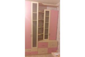Детский шкаф 16 59 - Мебельная фабрика «Святогор Мебель»