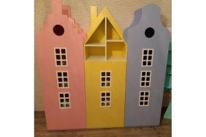 Детский шкаф 3 двери - Мебельная фабрика «ВЭФ»