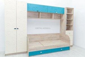 Детский спальный гарнитур - Мебельная фабрика «Вестра»