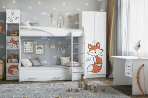 Детский гарнитур Фокс - Мебельная фабрика «СВК»