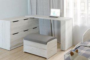 Детский стол Бриз поворотный - Мебельная фабрика «Сканд-Мебель»