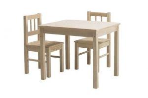 Детский стол и стул Сиэтл - Мебельная фабрика «Дубрава»