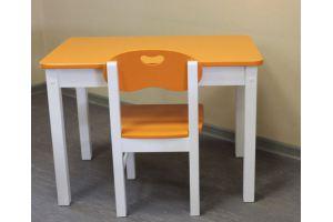 Детский стол Ромашка - Мебельная фабрика «Новодвинская мебельная фабрика»
