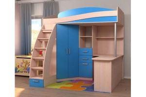 Детский уголок Бемби - Мебельная фабрика «Трио мебель»