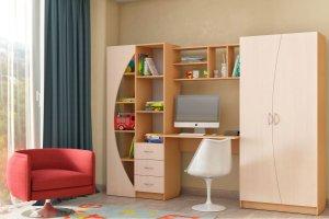 Детский уголок Д 7 - Мебельная фабрика «Ваша мебель»