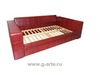Кровать-диван  23 - Мебельная фабрика «Джокондо арте»