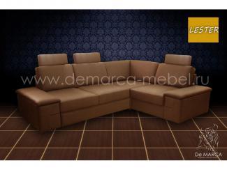 Диван «Лестер» - Мебельная фабрика «De Marca»