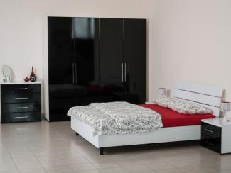 Спальный гарнитур Лаура - Мебельная фабрика «Мебелькомплект»