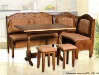 кухонный уголок Трапеза М Кантри - Мебельная фабрика «Боринское»