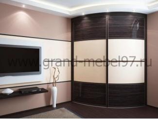 Шкаф-купе 001 - Мебельная фабрика «Гранд Мебель 97»