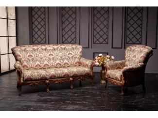 Диван прямой Кардинал  - Мебельная фабрика «Эдем-Самара»