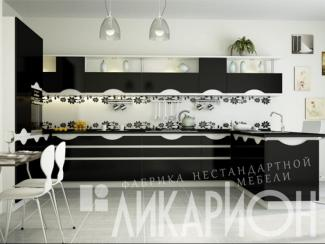Кухня угловая «Фотопечать» - Мебельная фабрика «Ликарион»