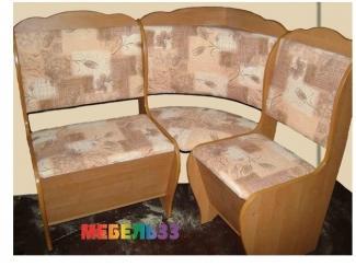 Кухонный уголок - Изготовление мебели на заказ «Мебель 33»